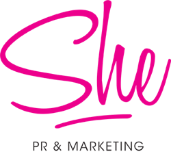 SHE PR & MARKETING